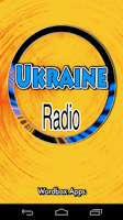 Screenshot of Ukraine Radio