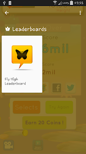 Flying high is a 3d live wallpaper using opengl that takes you cruising above the clouds in a couple of concept