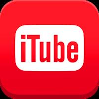 Screenshot of iTube mp3 music downloader