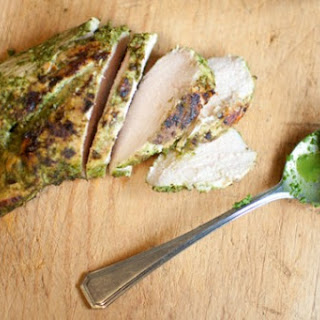15-Minute Pesto Chicken Breast