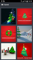 Screenshot of Christmas Wallpapers