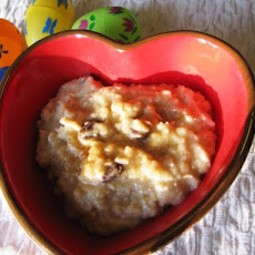 Apple Cinnamon Oatmeal - Ww Points 4.5