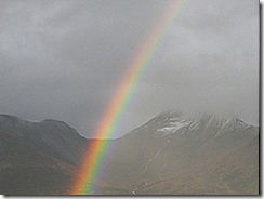 enkel regnbue
