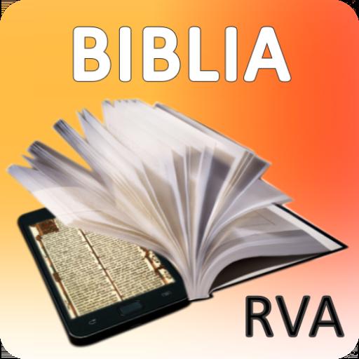 Santa Biblia RVA (Holy Bible) LOGO-APP點子