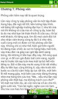 Screenshot of Ăn xong chùi mép
