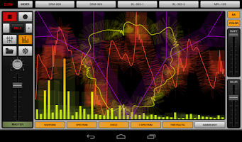 Screenshot of AUDIOID