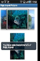 Screenshot of Raja Ampat Picture