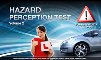 Screenshot of Hazard Perception Test Vol. 2