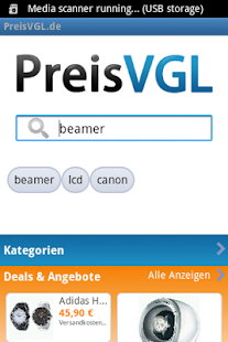 PreisVGL - screenshot