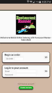 Restaurant Runner - screenshot