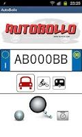 Screenshot of AutoBollo