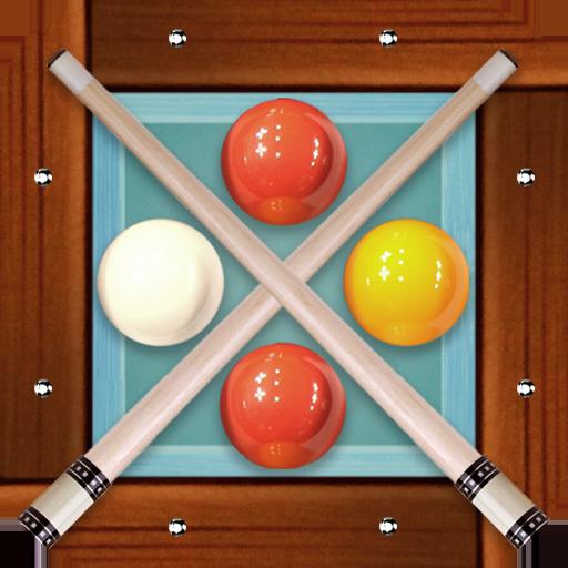 BB キャロムビリヤード (BB Carom) 體育競技 App LOGO-硬是要APP