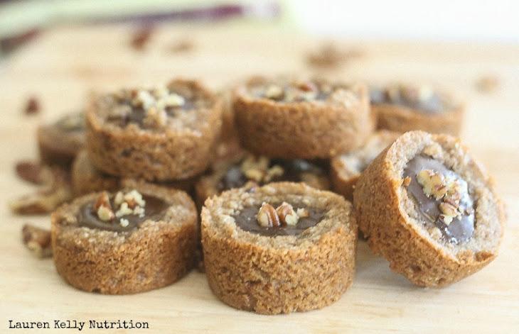 Salted Caramel & Chocolate Pecan Tarts Recipe | Yummly