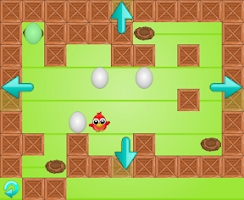 Screenshot of Hatch the Egg