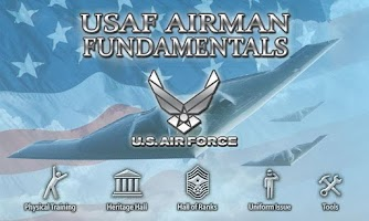 Screenshot of US Air Force Fundamentals
