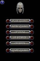 Screenshot of Saxon Rune Quest