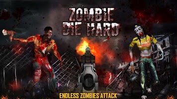Screenshot of Zombie Die Hard
