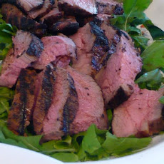 Tri Tip with Coffee-Fennel Crust