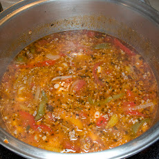 Smokey Italian Chili , Award Winner