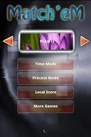 Screenshot of Memory Match
