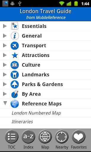 London UK - Free Travel Guide