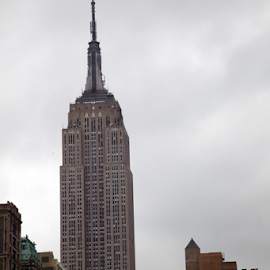Empire State by Alec Halstead - Buildings & Architecture Office Buildings & Hotels