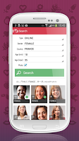 Screenshot of FlirtFind: Dating & Chat