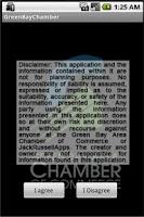 Screenshot of Green Bay Chamber of Commerce