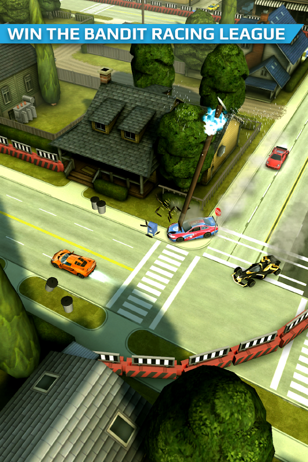 Smash Bandits Racing Screenshot 0