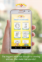 Screenshot of Coloring book FingerPen