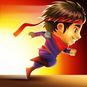 Ninja Kid Run Free - Fun Games For PC