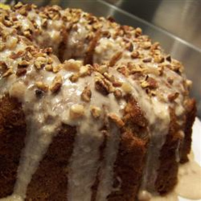 Apple Cinnamon Spice Cake