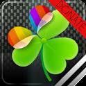 Go Launcher Full Carbon Donate icon