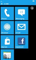 Screenshot of Windows Phone Android Lite
