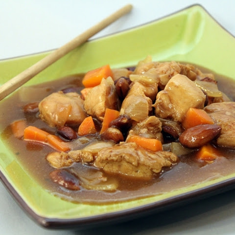 Chinese-style Almond Chicken
