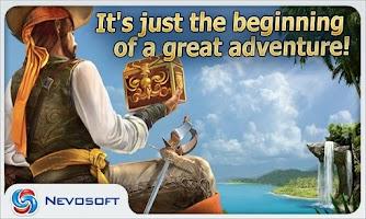 Screenshot of Pirate Adventures