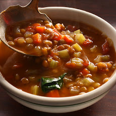 Basic Lentil Soup Recipe