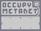 Thumbnail of the map 'OCCUPY METANET'