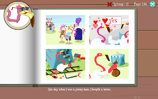Screenshot of English Storytelling for Kids