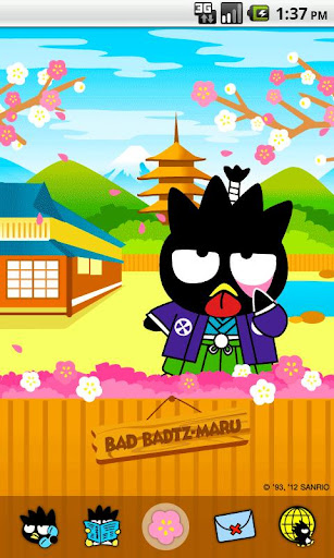 Bad Badtz-Maru Japan Theme