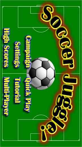 Soccer Juggle Trial