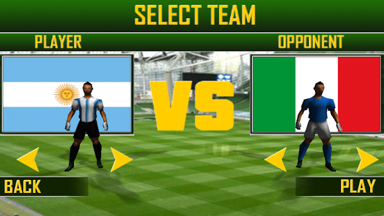 Play Real Football 2015 Game- screenshot thumbnail