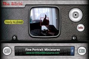 Screenshot of Retro Camera