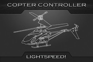 Screenshot of Copter Controller
