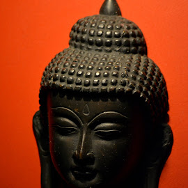 Buddha by Vijayendra Venkatesh - Artistic Objects Antiques