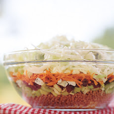 Dig-Deep Layered Summer Salad