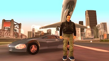 Screenshot of GTA III