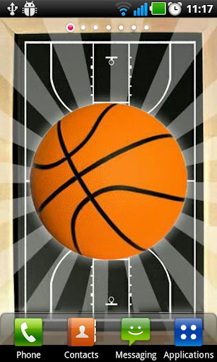 Basketball Live Wallpaper