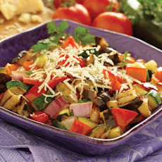 Garden-Fresh Grilled Ratatouille