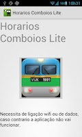 Screenshot of Train Schedule Lite Portugal